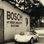 Einfahrt zum Nürburgring